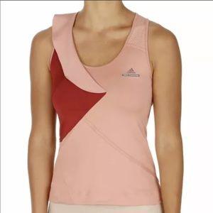 Stella McCartney for Adidas ruffle tank